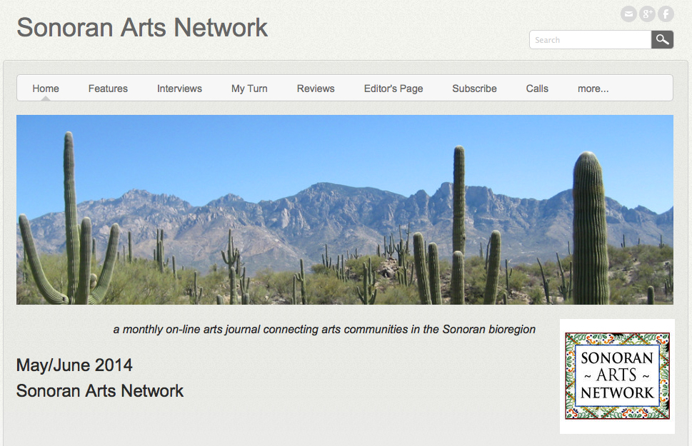 sonoran arts network home