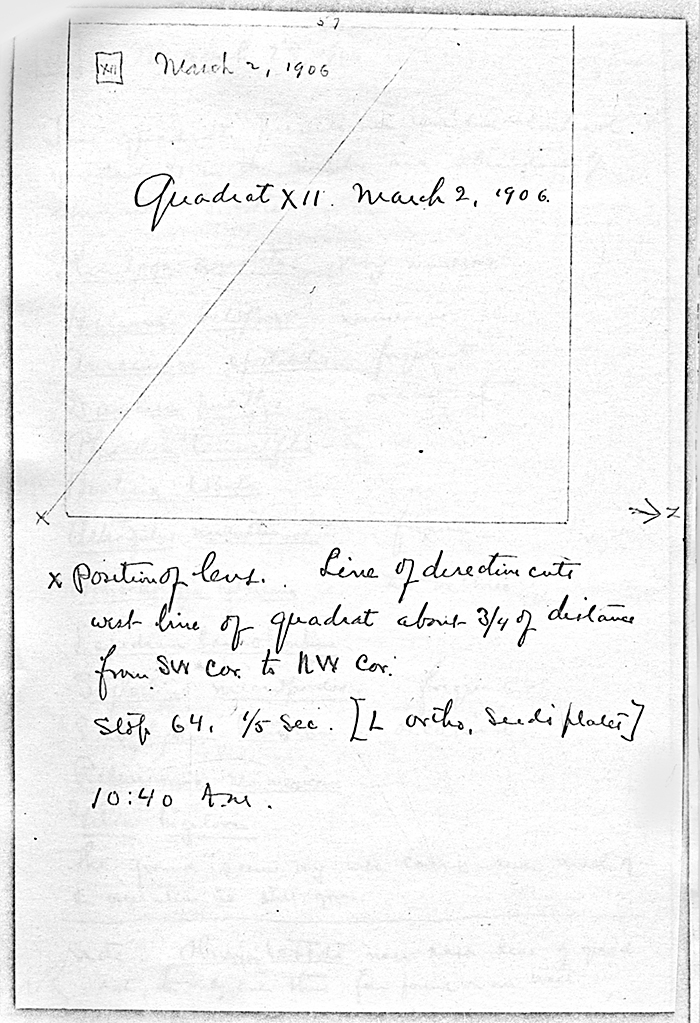 spalding notes showing photo spot