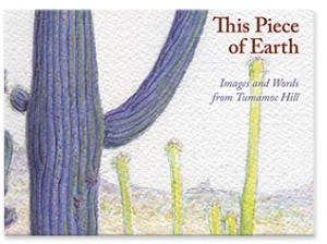 """THis Piece of Earth"" book cover"
