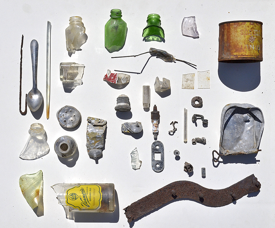 junk collection--Kathleen Koopman