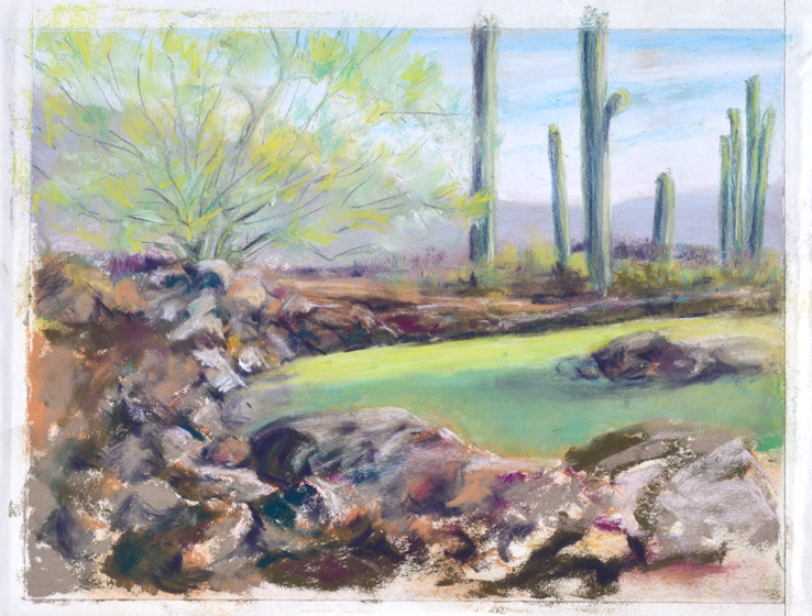 Tucson plein air group